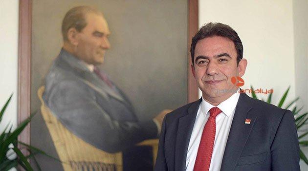 Çetin Osman Budak, yeniden CHP PM'de