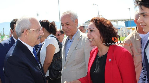 CHP Genel Başkanı Antalya'da