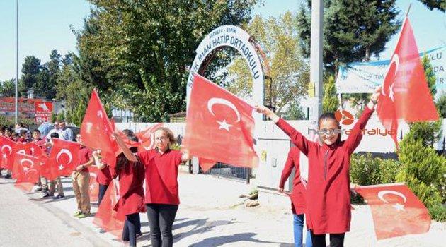 Cumhurbaşkanlığı Türkiye Bisiklet Turu'nun Alanya-Antalya etabı başladı