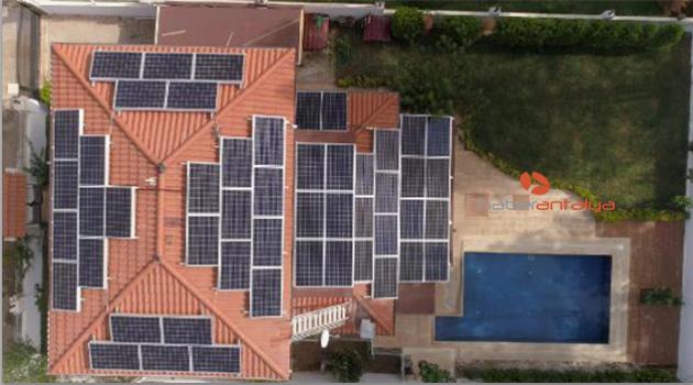CW Enerji, mikro çatı GES'i kurdu