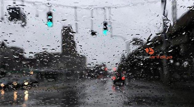 Dikkat | Antalya için fırtına ve çok kuvvetli yağış uyarısı yapıldı (Antalya hava durumu)