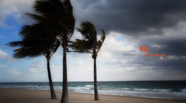 Dikkat ⚠️ Meteoroloji'den Akdeniz için kar uyarası geldi! | Antalya hava durumu