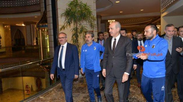 Dünya takımları Antalya'da