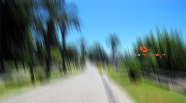 Eski Lara Caddesi'nde Tour of Antalya düzenlemesi