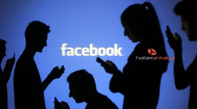 """Facebook'tan """"yalan haber"""" uyarısı"""