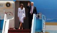 First Lady iki saatte değişti