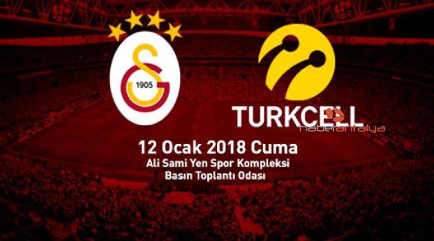 Galatasaray Kulübü ile Turkcell dijital iş birliği anlaşması yaptı