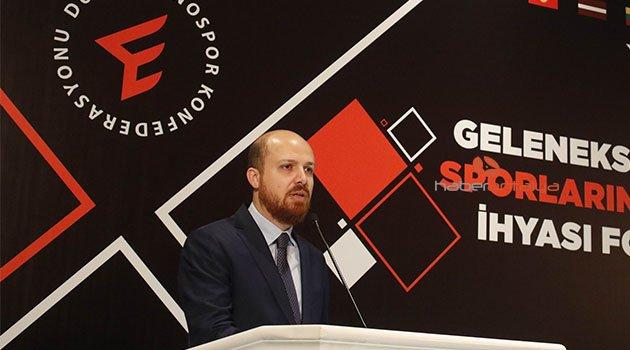 Gençlik ve Spor Bakanı Bak: İnternetin esiri olan gençlik istemiyoruz