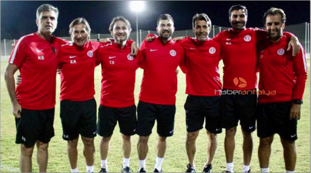 İbrahim Dağaşan, Antalyaspor'da