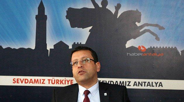 İnce'nin 'Örgüt çözer' sözü, Antalya'da delegeleri hareketlendirdi