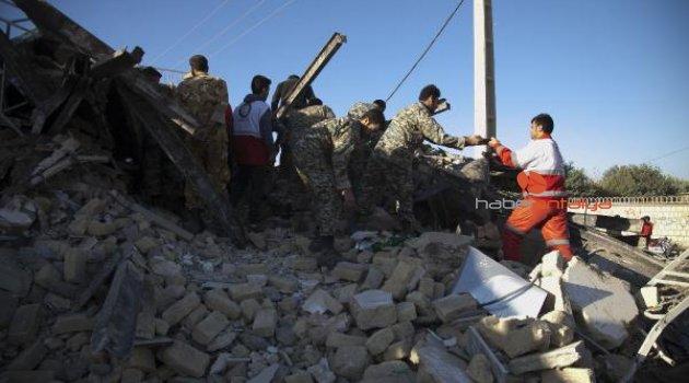 İran'daki can kaybı 341'e yükseldi
