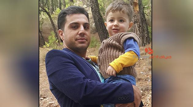 Kamyonetin duvara sıkıştırdığı 3 yaşındaki Arda öldü