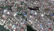 Kasırganın öncesi ve sonrası
