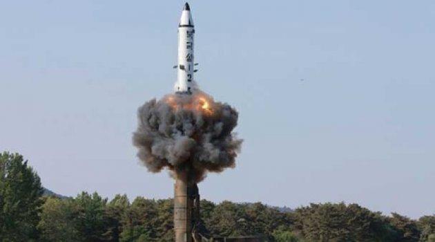 Kim Jong-un sevinçten çıldırdı! İlk görüntüler geldi