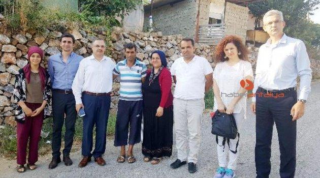 Koruyucu ailesinden alınan Öykü için müfettiş incelemesi