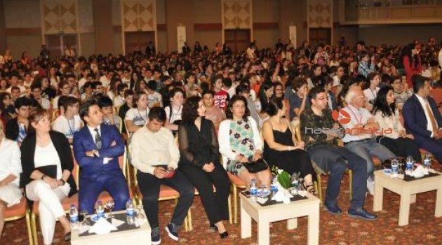 1500 öğrenci Yazarlık Festivali'nde buluştu