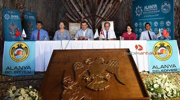 18. Alanya Uluslararası Turizm ve Sanat Festivali başlıyor