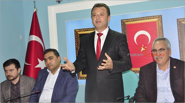 Ak Parti'de Hasan Öz aday adayı oldu