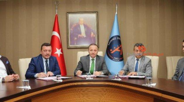 Akdeniz Üniversitesi sektörle işbirliklerini sürdürüyor