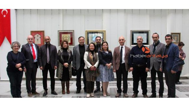 Akdeniz Üniversitesi'nde sanat etkinlikleri