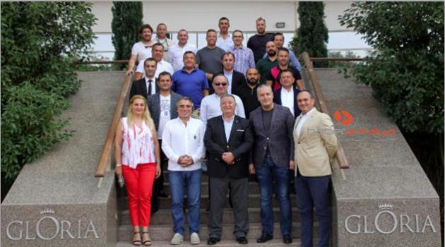 'Akdeniz'de 600 futbol takımı var'