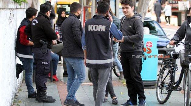Alanya ve Manavgat'ta hava destekli 'Narko-Sokak' ve 'Narko-Mekruh' operasyonu