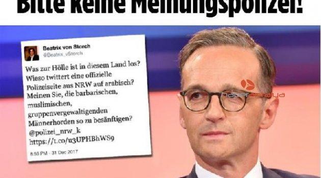 Almanya sosyal medyadaki nefret söylemi yasasını tartışıyor