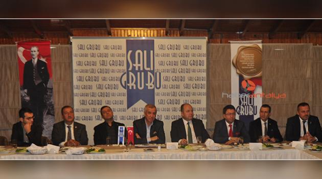 ANAP Genel Başkanı Çelebi: Türkiye'de ittifaklar dönemi başladı