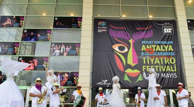 Antalya 9.Uluslararası Tiyatro Festivali başlıyor