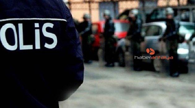 Antalya'da PKK/KCK operasyonu: 10 gözaltı