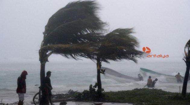Antalya hava durumu, yurtta hava durumu, hava nasıl olacak?