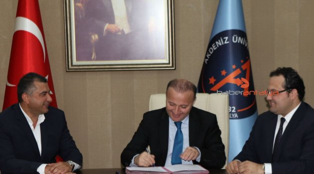 Antalya Teknokent Bilişim Vadisi için ilk imza atıldı