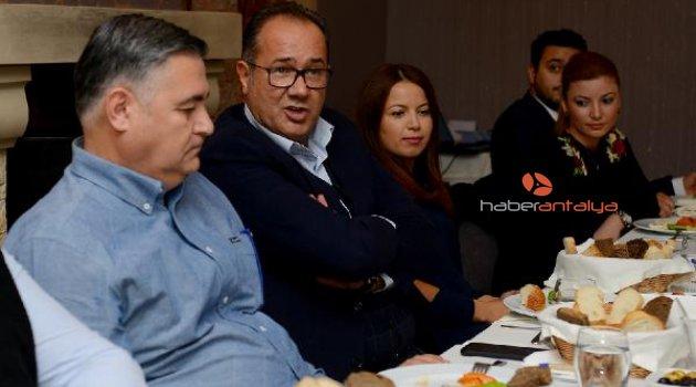 Antalyalı firmalar yeni pazarlara açıldı