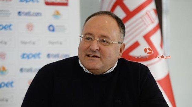 """Antalyaspor Basın Sözcüsü Arıcı: """"Kayserispor ile 6 puanlık maç oynayacağız"""""""