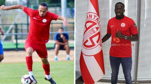 Antalyaspor iki futbolcuya lisans çıkaramadı