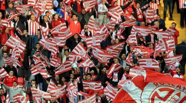Antalyaspor taraftarıyla buluşuyor: İşte bilet fiyatları