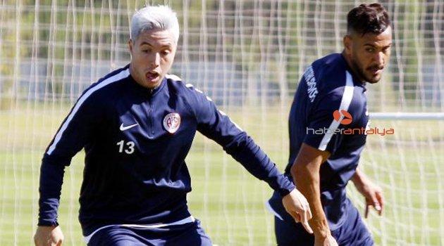 Antalyaspor'da Kasımpaşa hazırlığı sürüyor