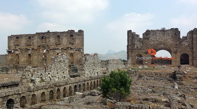 Aspendos'ta 'beyaz mermer' hatasından ders çıkarıldı