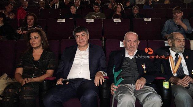 Ayla filmini izleyen Kore gazileri o günleri hatırladı