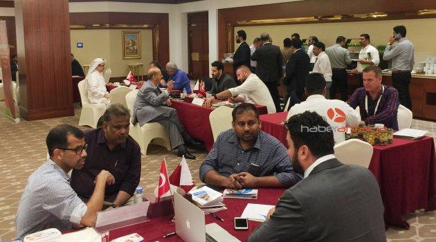 BAİB Tarım ve Gıda Kümesi Katar'da