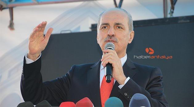 Bakan Kurtulmuş: Türkiye rekor kıracak