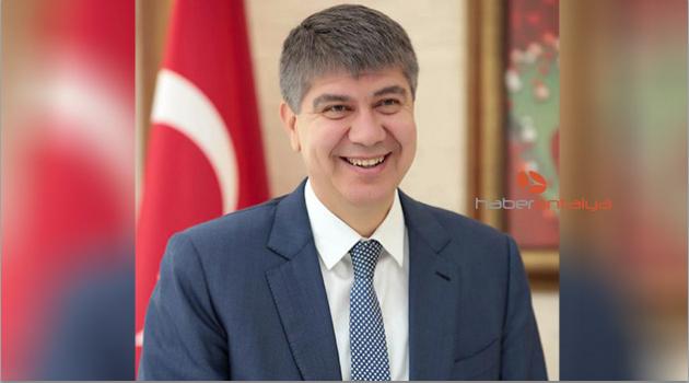 Başkan Türel'den bayram kutlaması