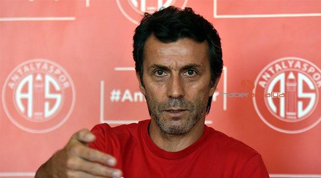 "Bülent Korkmaz: ""Daha transfer yapamadık"""
