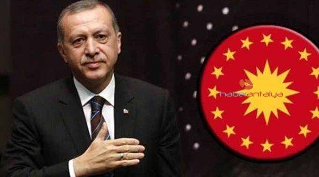 Cumhurbaşkanı Erdoğan'dan, Münir Özkul'un vefatına ilişkin başsağlığı mesajı