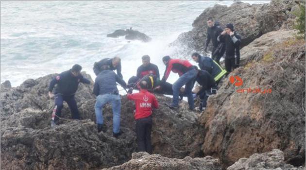 Denize düşen emekli doktorun son sözü: Kendi canınızı kurtarın