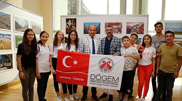 """""""Dünden Bugüne Döşemealtı"""" fotoğraf yarışmasının ödül töreni gerçekleştirildi"""