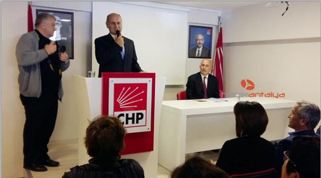 Eğitimci Güzel, CHP'den aday adayı oldu