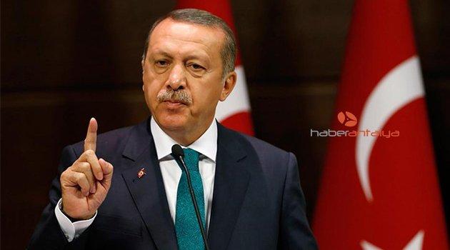 Erdoğan: Üç belediye başkanımızın istifalarını en kısa zamanda vereceklerine inanıyorum