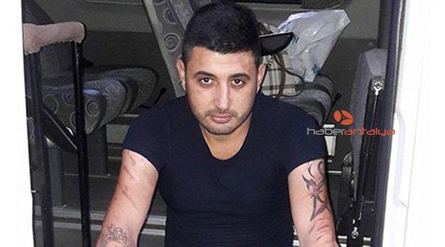 Eski sevgilisine pompalı tüfekle gözdağı veren şüpheli tutuklandı