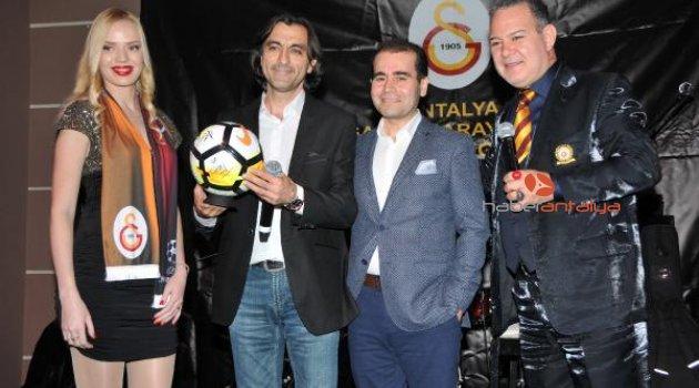 Galatasaraylıların yeni yıl galası